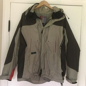 Winter activities coat